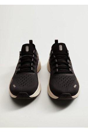 MANGO Women Sneakers - Mixed technical sneakers