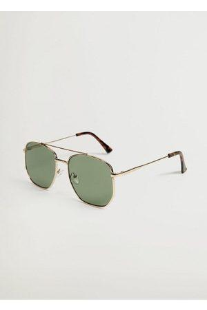MANGO Men Sunglasses - Retro style sunglasses