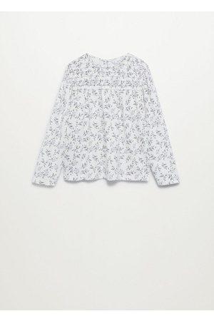 MANGO Girls Long Sleeve - Printed long sleeve t-shirt