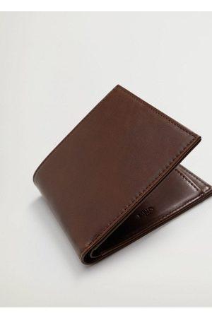 MANGO Men Wallets - Faux- wallet