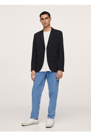 MANGO Men Blazers - Slim fit cotton blazer