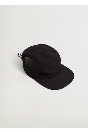 MANGO Men Caps - Mesh sports cap