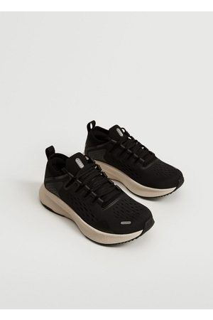 MANGO Boys Sneakers - Mixed technical sneakers