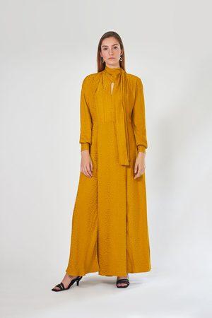 Anna October London Dress - Mustard