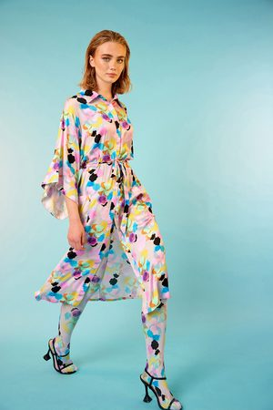 Hunkøn Caya Kimono Dress