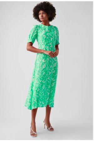 Great Plains Women Dresses - Ditsy Round Neck Dress - Fresh - more stock arriving 1st week of Sept