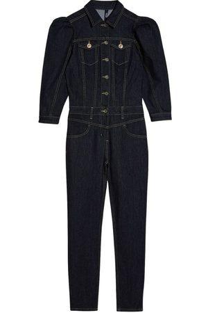 Liu Jo Women Jeans - Broekpak blauw uf1052-d3092-77000