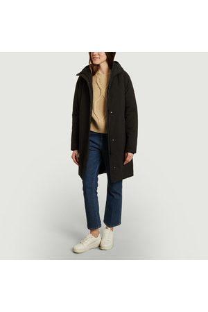 Scandinavian Edition Women Parkas - Parka Coat