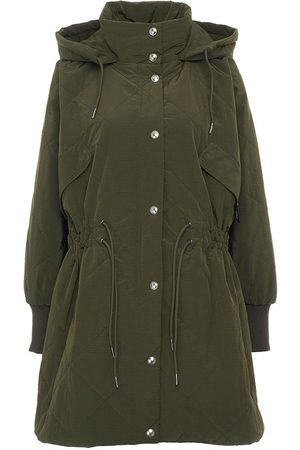 OOF Quilted parka