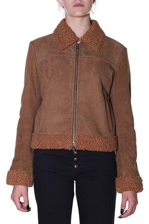 D'AMICO Coats Leather