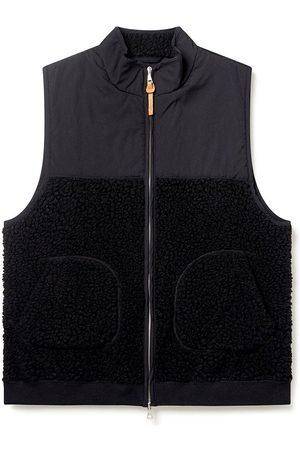 Albam Sherpa Fleece Vest