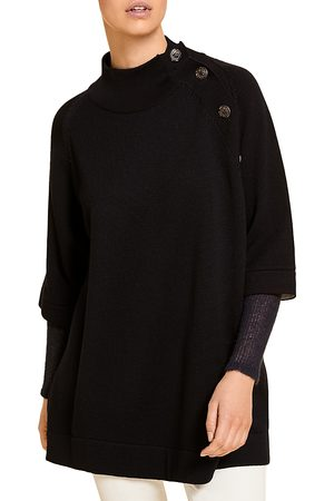 Persona by Marina Rinaldi Ariza Layered Look Sweater