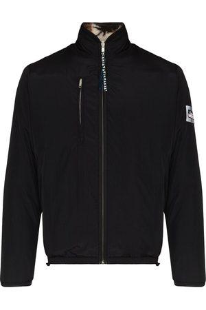 ARIES Men Blazers - Patchwork Reversible Jacket- Man