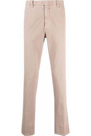 Boglioli Cotton Trousers- Man