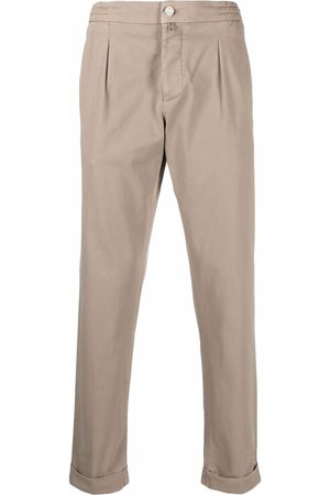 Kiton Cotton Trousers- Man