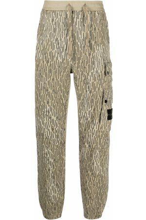 Stone Island Men Skinny Pants - Trousers - Man- L