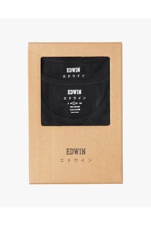 Edwin Jeans Double Pack Tee
