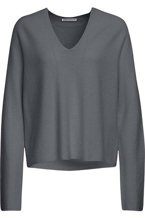 Drykorn Linnie trui grijs DAMESlinnie-6300