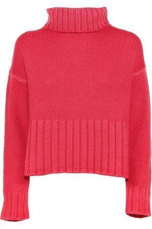 Base Milano Sweaters Fuchsia