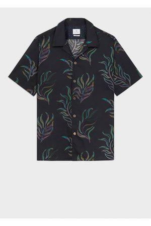 Paul Smith Fern Leaf SS Shirt Colour: