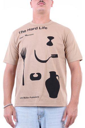Comme des Garçons Men Short Sleeve - T-shirt Short sleeve Men Dark beige