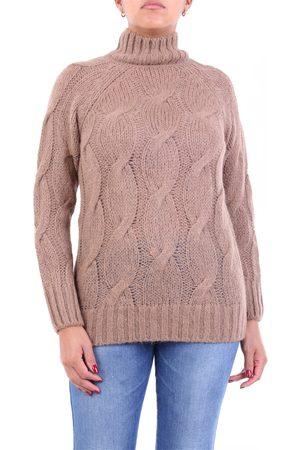 PESERICO SIGN Women High Necks - Knitwear High Neck Women Cookie