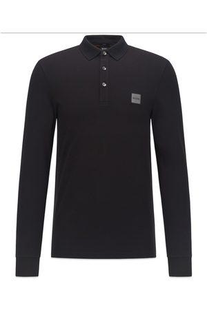 HUGO BOSS Men Polo Shirts - Passerby 1 Long Sleeve Polo