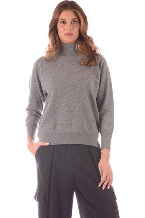 Cappellini Women High Necks - High collar mesh