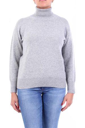 PESERICO SIGN Knitwear High Neck Women Grey