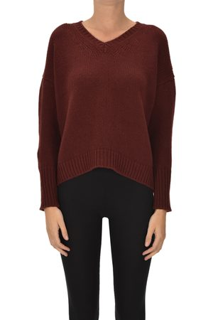 Base Milano Women Sweaters - Wool and cashmere pullover