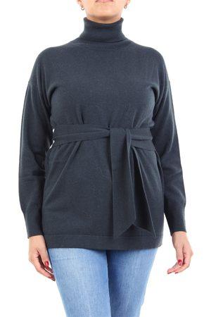 PESERICO SIGN Women High Necks - Knitwear High Neck Women Verdone