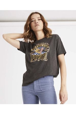 Berenice Esta Charcoal T-Shirt