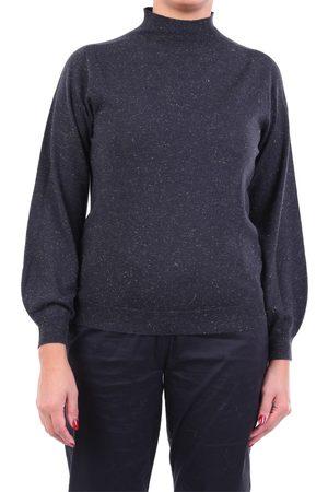 PESERICO SIGN Women High Necks - Knitwear High Neck Women Anthracite