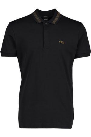 HUGO BOSS Men Polo Shirts - Mens BOSS Paddy Pixel Polo Shirt