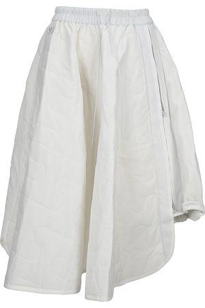 adidas Women Midi Skirts - Asymmetric-hem midi skirt
