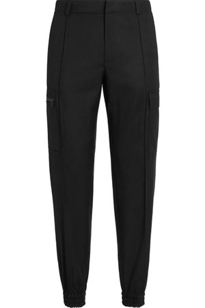Z Zegna Men Cargo Pants - Tapered Cargo Trousers