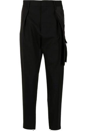 Dsquared2 Pleat Slim-Cut Trousers