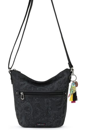 Sakroots Sequoia Printed Small Crossbody Bag