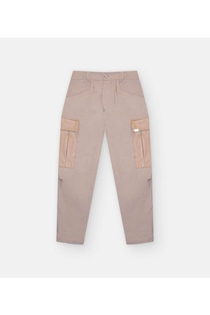 The Silted Company Men Cargo Pants - Pantalone Classic Cargo