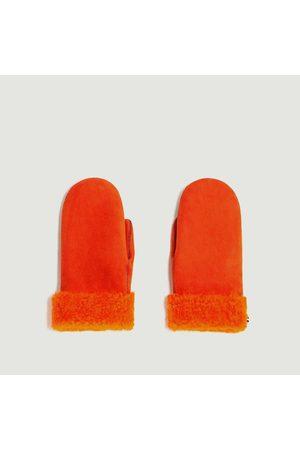 Toasties Women Gloves - Sheepskin Mittens