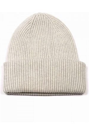 Colorful Standard Beanies - Merino Wool Chunky Beanie Hat - Limestone Grey Colour: Limestone Grey