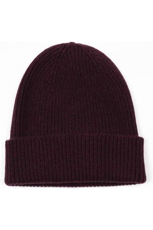 Colorful Standard Beanies - Merino Wool Beanie Hat - Oxblood Colour: Oxblood