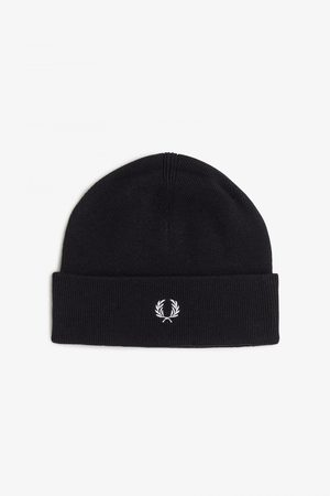 Fred Perry Men Beanies - Fred Perry Merino Wool Beanie