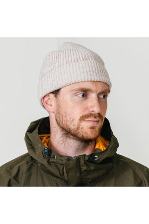 Universal Works Recycled Wool Sand Watch Cap