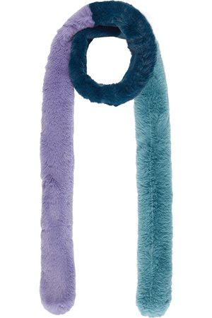 Nooki Women Scarves - Triple Pasha Lilac Scarf