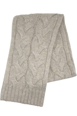 Nooki Women Scarves - Cabello Scarf - Grey