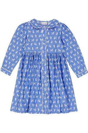 Rachel Riley Baby Printed Dresses - Poodle print cotton dress