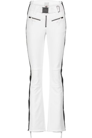 JET SET Tibi star-detail ski pants