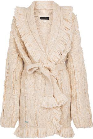 ALANUI Women Cardigans - Salar De Uyuni alpaca-blend cardigan