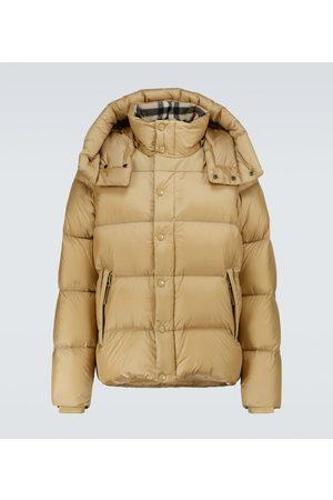 Burberry Men Bomber Jackets - Leeds down bomber jacket
